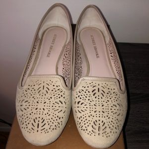 Pre-owned Audrey Brooke Flats size 10 with box